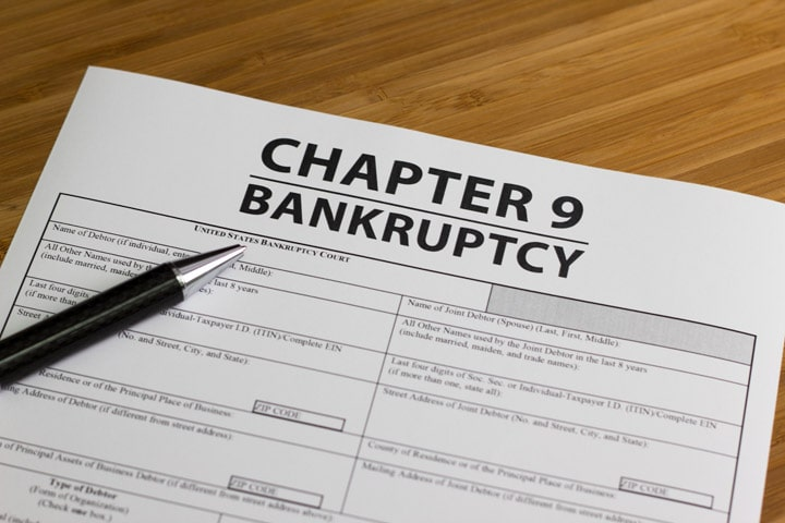 Chapter 9 Bankruptcy – Municipalities