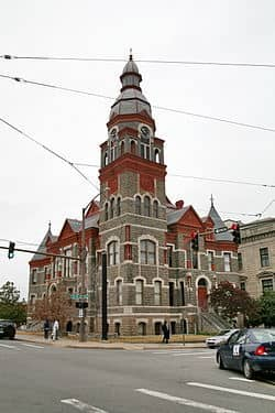 Pulaski County District Court
