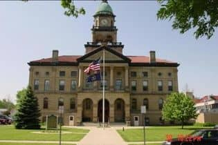 Van Buren County District Court