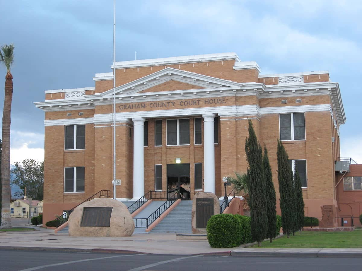 Justice Courts – Graham County, Arizona