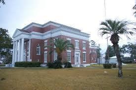 Gulf County FL Courthouse