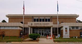McCurtain County Courthouse
