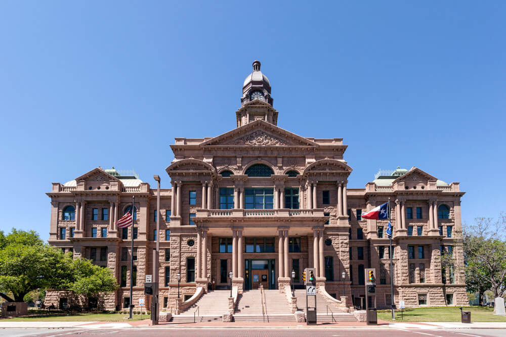 Different Types of Public Records in Texas