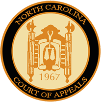 North Carolina Court of Appeal