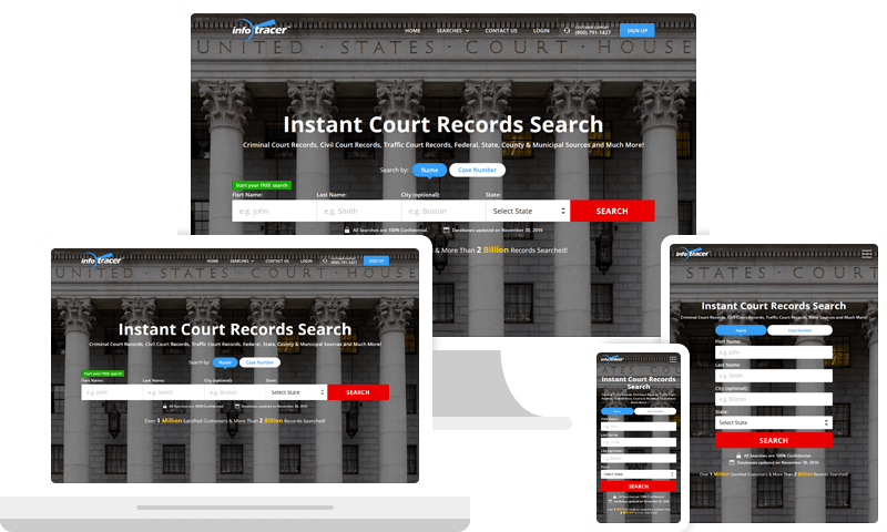 Court Records Online & Court Case Lookup - InfoTracer